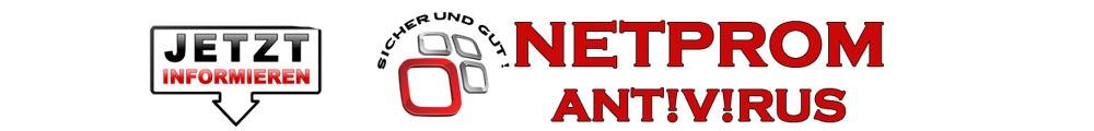Antivirus NETPROM – Schutz der gesamten IT